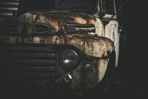 Oude Ford van Maikel Brands