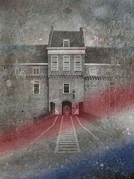 Schloss Woerden von Danny den Breejen