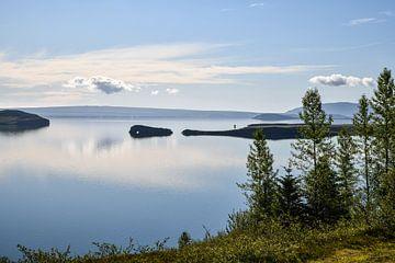 See auf Island von Robert Styppa