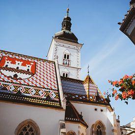 Zagreb - Église Saint-Marc sur Alexander Voss