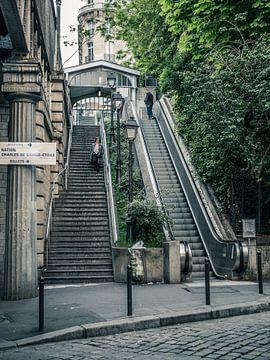 Paris sur Oscar van Crimpen