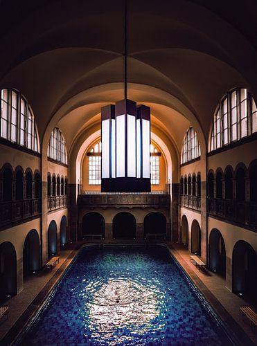 Swimming in Berlin van Iman Azizi