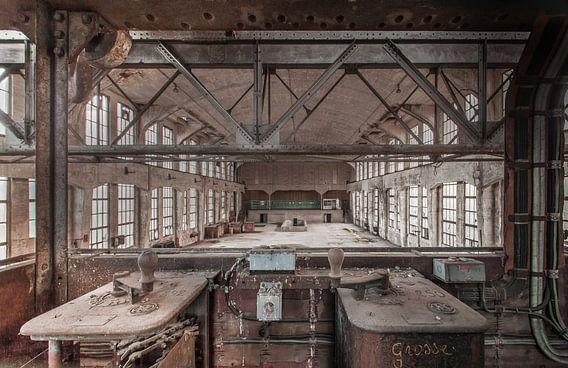 Krachtstroomfabriek  van Olivier Van Cauwelaert