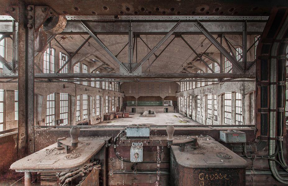 Krachtstroomfabriek