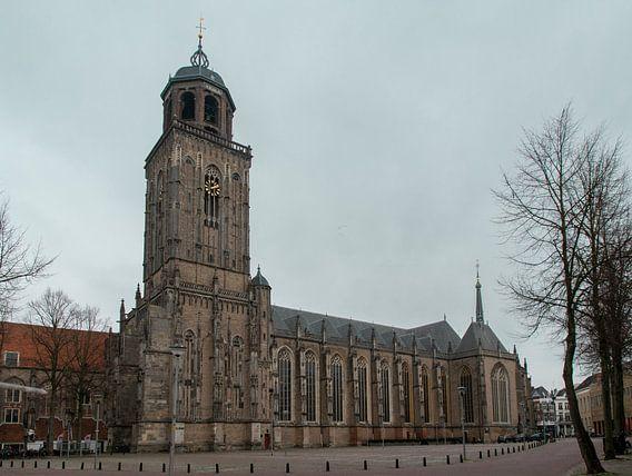 Grote of Lebuïnuskerk, Deventer