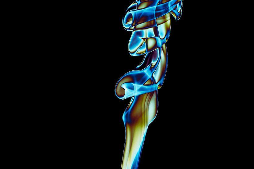 Chromed Smoke. van Hans Krijnen