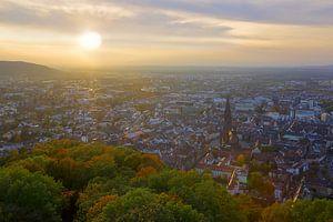 Herbstliches Freiburg