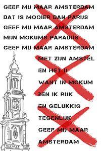 Geben Sie mir Amsterdam