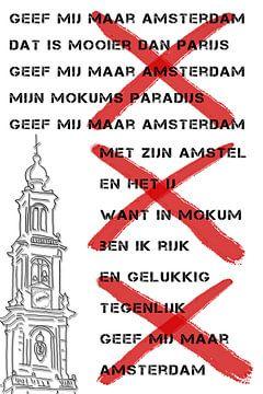 Geben Sie mir Amsterdam von Mrs Smit