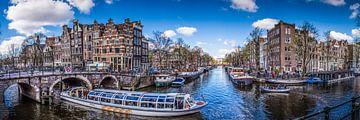 Bouwersgracht Amsterdam panorama von PIX URBAN PHOTOGRAPHY