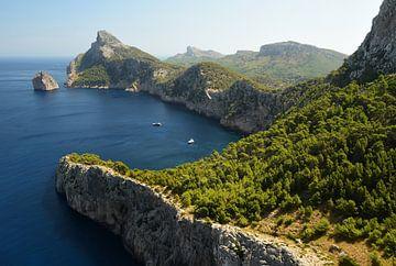 Klippen von Mallorca von Renzo de Jonge