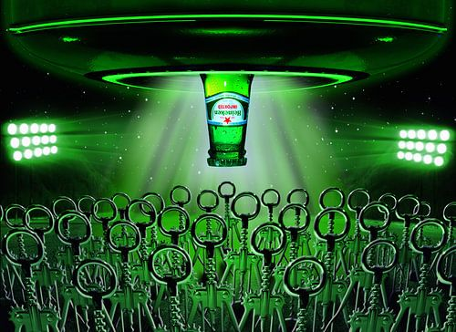 Heineken von Andy Moss