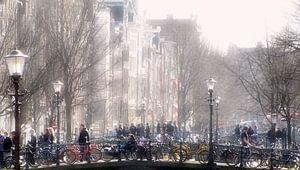 Prille Lentezon in Amsterdam