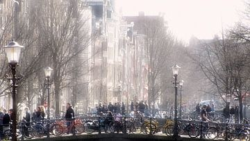 Prille Lentezon in Amsterdam von Jacq Christiaan