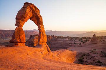 Deicate Arch, USA van