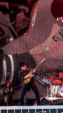 Bruce Springsteen & the E Street Band  van Shui Fan