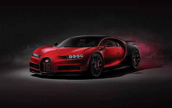 2019 Bugatti Chiron Sport supercar