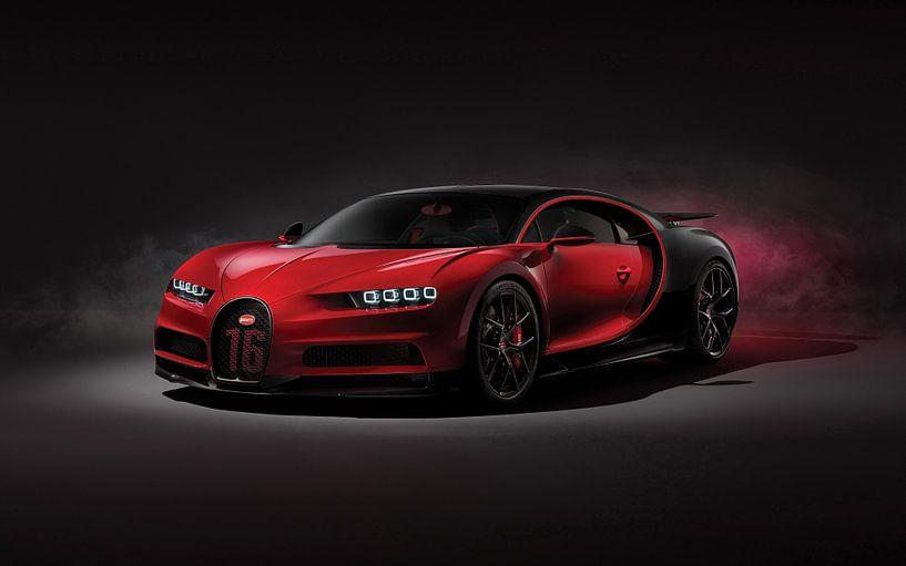 Bugatti Chiron Sport 2019 supercar von Atelier Liesjes