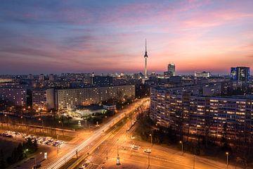 Berlin vu d'en haut sur Stefan Schäfer