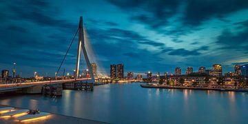 Rotterdam: Erasmus-Brücke von Sybo Lans