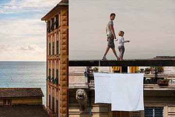 Passeggiata - Italy van Hannie Kassenaar