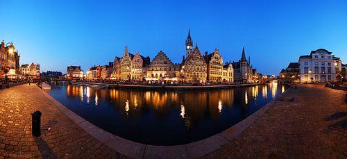 Gent, Korenlei van Sjoerd Mouissie