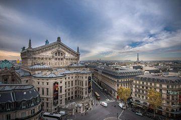 Schitterend uitzicht over Parijs sur Joeri Van den bremt