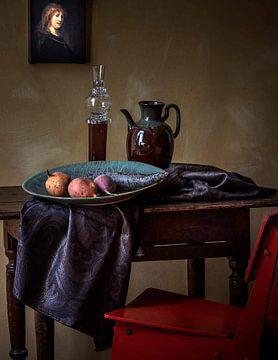 Kundenfoto: Rembrandt van Rijn, Saskia van Uylenburgh, die Frau des Künstlers