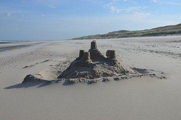 Zandkasteel van Corinna Vollertsen