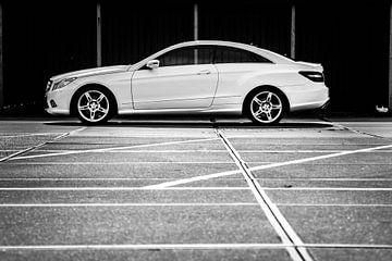 Mercedes E-klasse  van Sim Van Gyseghem