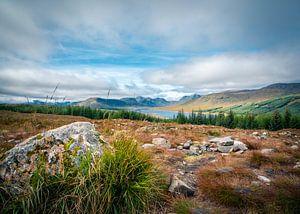 Landschap in Schotland