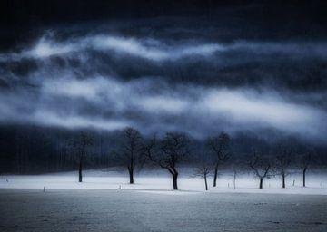la passion de l'hiver sur Konstantinos Lagos