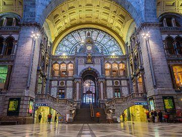 Antwerpen Centraal van Henk Goossens