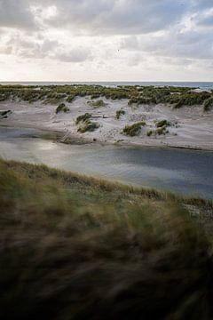 Duinen - Landschap van Frank van Hulst