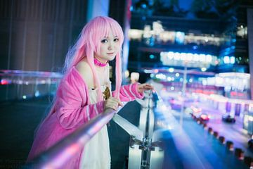 cosplay fille japonaise sur Natasja Tollenaar