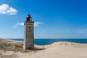 Disused phare Rubjerg Knude sur