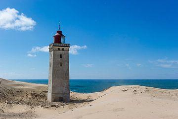 Stillgelegte  Leuchtturm Rubjerg Knude von Roel Ovinge