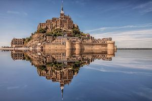 Mont-Saint-Michel van Manjik Pictures