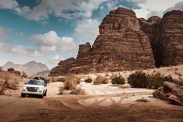 Wadi Rum, Jordanien von Melissa Peltenburg