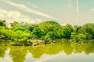 Japanese Garden van