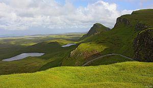impressions of scotland - quiraing III
