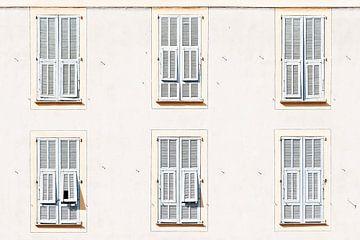 Belle façade française sur