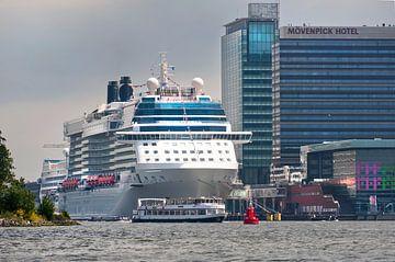 Cruiseschip van Anouschka Hendriks
