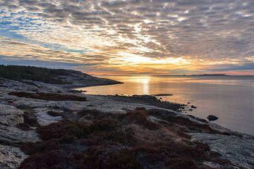 Sonnenuntergang Schweden von Sander Hekkema