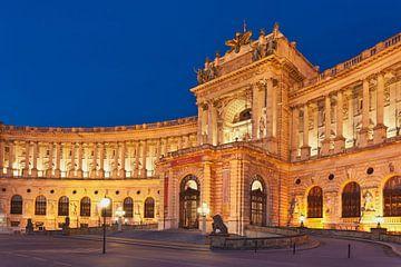 Hofburg Wien  von Gunter Kirsch