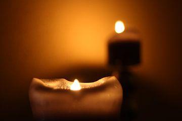 Each Small Candle van Wim Zoeteman