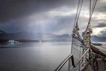 Segeln am Nordpol von Joy van der Beek
