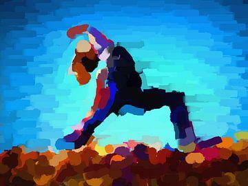 Martial Arts van Judith Robben