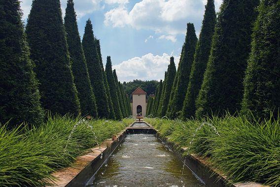 Fountain Depth van MSP Photographics
