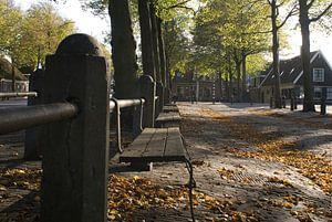 Herfst op het plein (2)